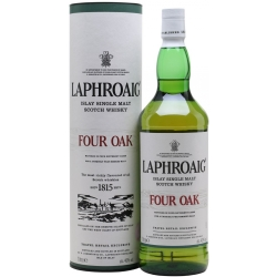 Whisky Laphroaig Four Oak 100 cl