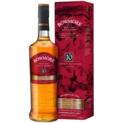 Bowmore inspired by Devil's Casks Series 10 Y 100 cl