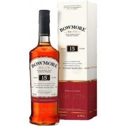 Whisky Bowmore Golden & Elegant 15 Y 100 cl