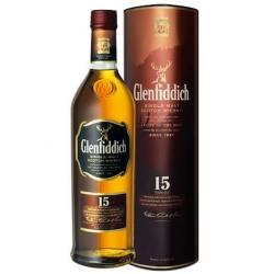 Whisky Glenfiddich 15 Y Litro