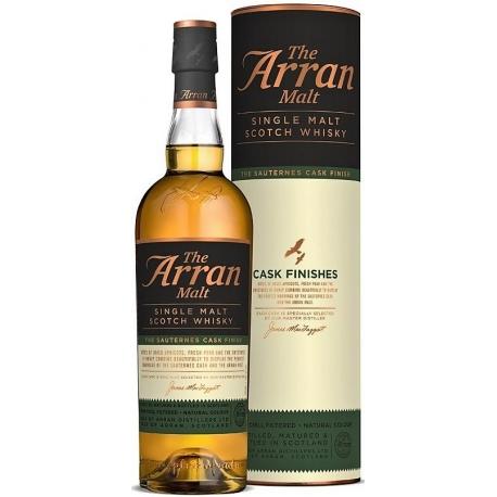 Whisky Arran Sauternes Cask Finishes