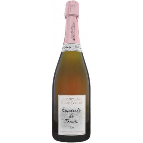 Champagne Empreinte Rosé - Domaine Collet