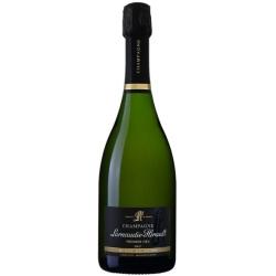 Champagne Extra Brut Blanc de Noirs 1er Cru - Larnaudie-Hirault