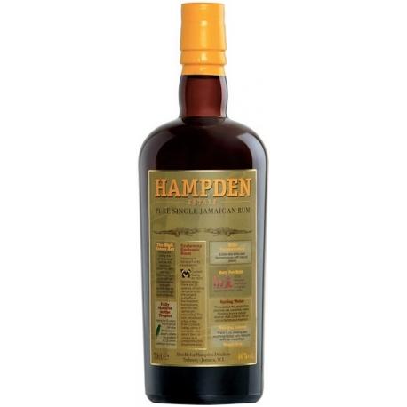Rum Hampden Estate Pure Single Jamaican