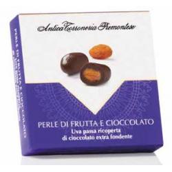 Uva Passa Ricoperta di Cioccolato Extra Fondente
