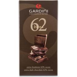 Tavoletta di Cioccolato Extra Fondente 62% Cacao - Blend