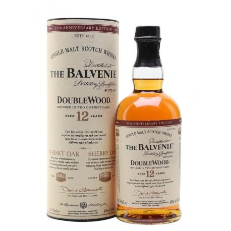 Whisky Balvenie 12 Y Double Cask