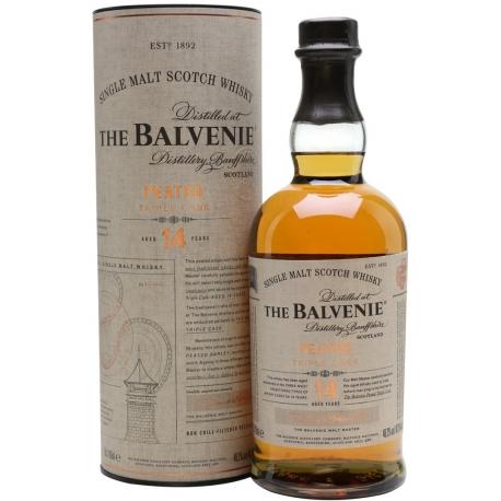 Whisky Balvenie 14 Y Peated Triple Cask