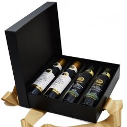 Luxury Gift Box 4 Bottiglie Olio 25 cl - Marfuga