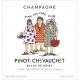 Champagne Blanc de Noirs Meunier Vieilles Vignes Extra Brut - Pinot-Chevauchet