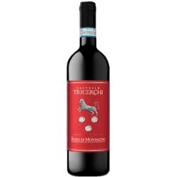 Rosso di Montalcino Doc - Castello Tricerchi