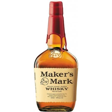 Bourbon Whisky Maker's Mark Red 100 cl