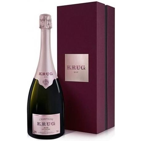Champagne Brut Rosé Cofanetto - Krug