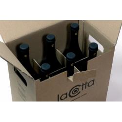Confezione 6 Bottiglie Birra Agricola Bionda - La Cotta