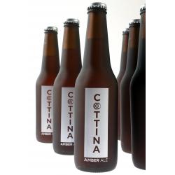 Confezione 24 Birre La Cottina Ambrata 33 cl - La Cotta