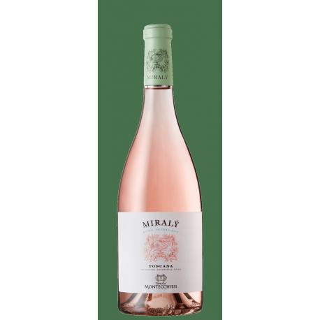 Miraly in Rosé Toscana IGT - Tenuta Montecchiesi F.lli Dal Cero