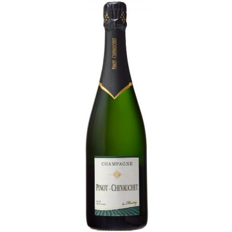 Champagne Cuvée Joyeuse Brut - Pinot-Chevauchet