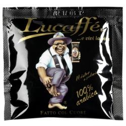 Caffè in Cialda Mr. Exclusive 100% Arabica Gr. 7 (diam. 38) confezione 150 cialde - Lucaffè