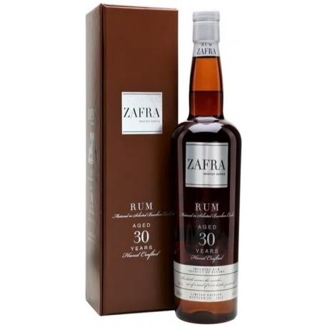 Rum Zafra Master Reserve 30 Y