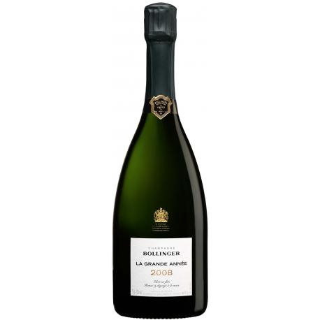 Champagne La Grande Année 2008 - bollinger