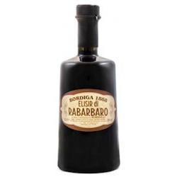Elisir Rabarbaro - Distilleria Bordiga 1888