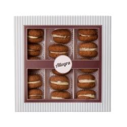 I Baci di Dama al Cacao