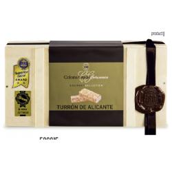 Torta di Torrone di Alicante con Mandorle Marcona IGP Cofanetto Legno