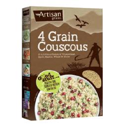 Couscous 4 grani