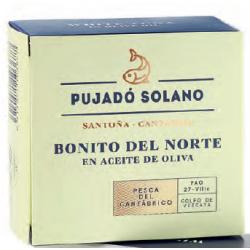 Tonno Bonito del Norte in Olio d'Oliva