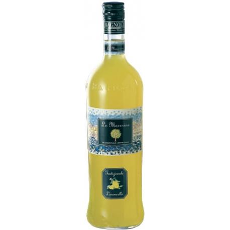Limoncello Tradizionale Litro Le Macerine - Distilleria Bagnoli