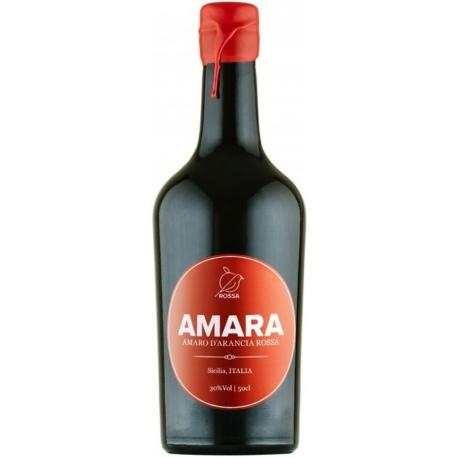 Amaro d'Arancia Rossa Amara