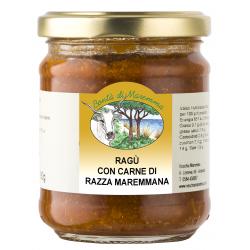 Ragù con Carne Maremmana Slow Food