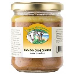 Ragù con Carne Chianina
