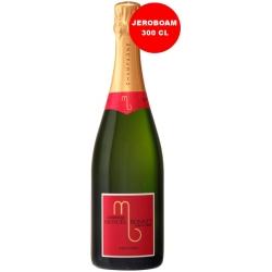 Champagne Reserve Brut Blanc de Blancs Grand Cru Jeroboam - Menuel Bonnet