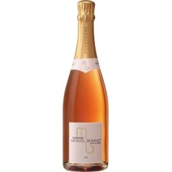 Champagne Brut Rosé Grand Cru - Menuel Bonnet
