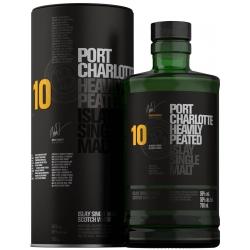 Whisky Port Charlotte 10 Y Bruichladdich