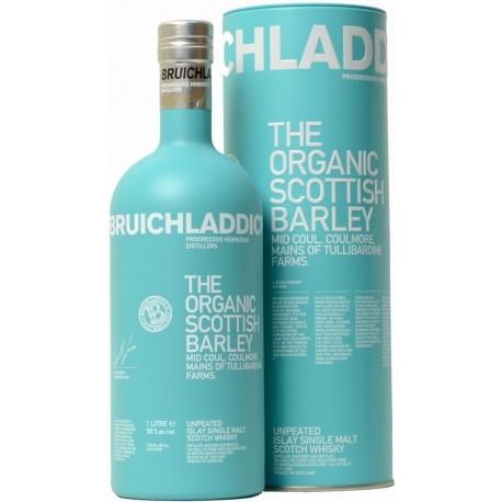 Whisky Bruichladdich Organic Litro