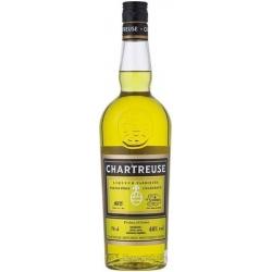 Chartreuse Liqueur Gialla