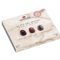 Colours & Flavours Selezione di 9 Cioccolati