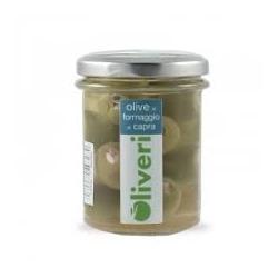 Olive con Pomodoro e Acciughe