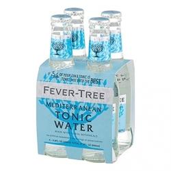 Tonica Mediterranean confezione 4 x 20 cl - Fever-Tree