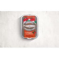 Sardine al Pomodoro e al Pesto. Degustare Calde.