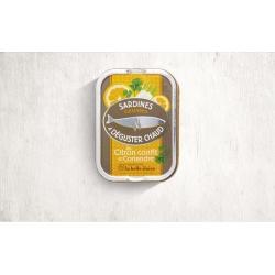 Sardine al Limone Confit e Coriandolo. Degustare Calde.