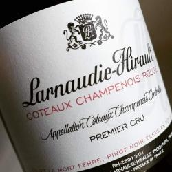 Coteaux Champenois Rouge Premier Cru - Larnaudie-Hirault