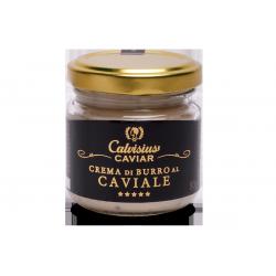 Crema di Burro al Caviale - Calvisius