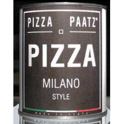 Pizza Milano Style - Pizza Paatz