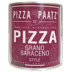 Pizza Grano Saraceno Style Barattolo - Pizza Paatz
