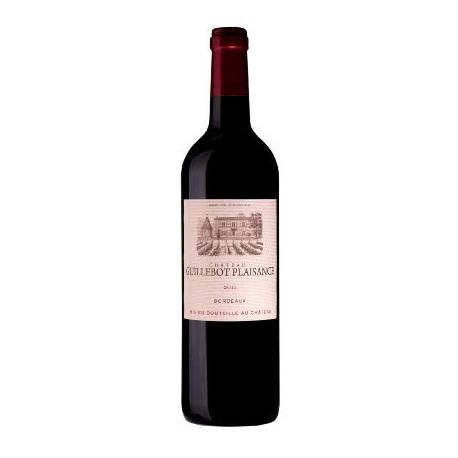 Bordeaux Rouge AOC Chateau Guillebot Plaisance