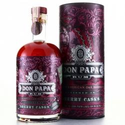 Rum Don Papa Sherry Casks