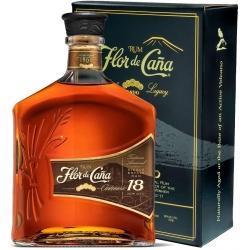 Rum Flor De Caña 7 Y Gran Reserva